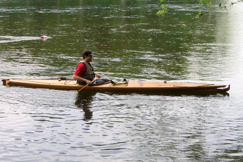 Baidarka – Shearwater Boats